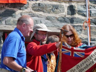 Britannia Hut Centenary - June 2012, Sunday Celebrations