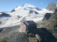 Britannia Hut Centenary - June 2012, compare 1912 with 2012